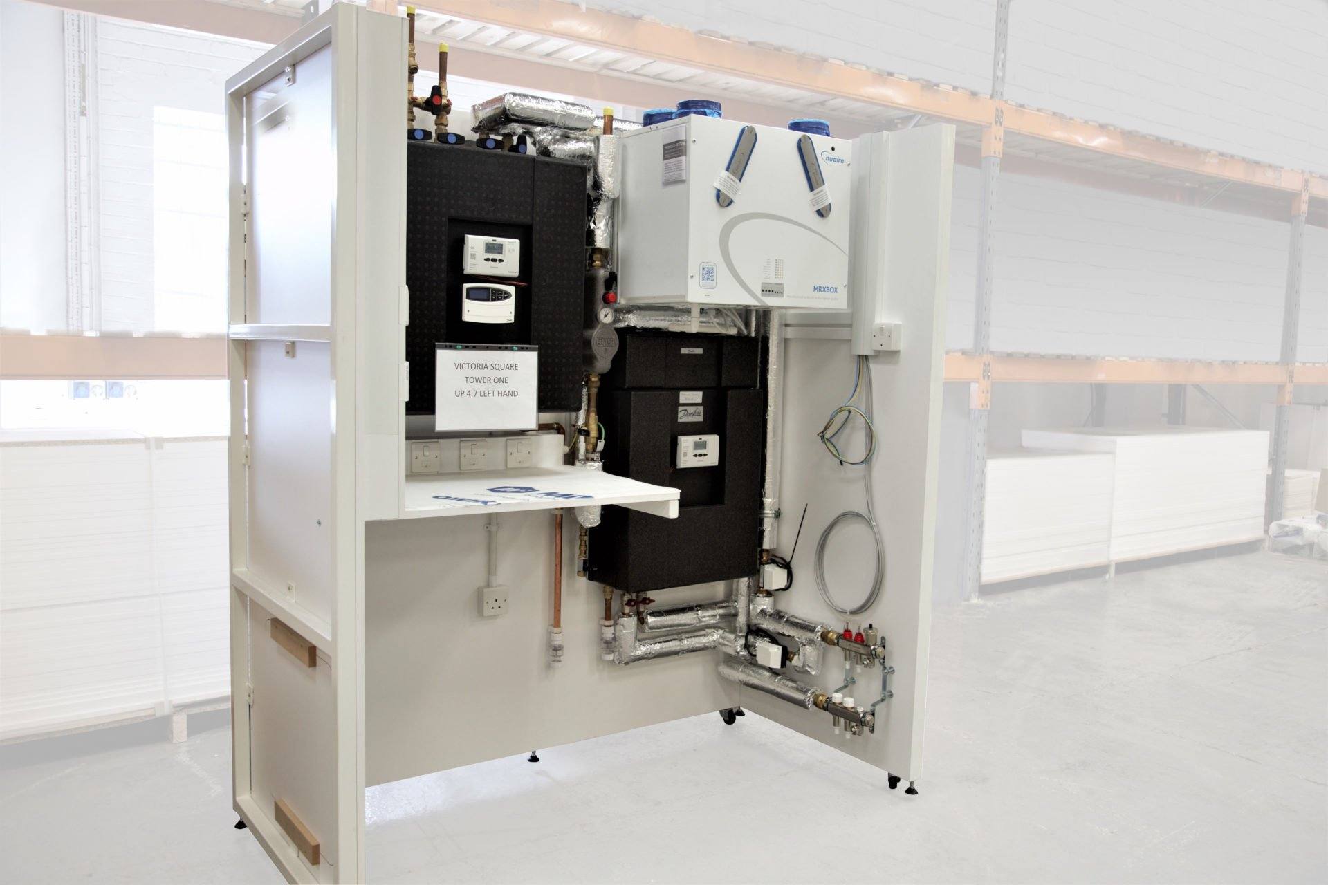 Prefabricated Utility Cupboard