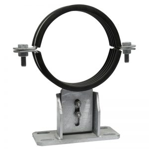 QMEXX crossbar pipe clamps