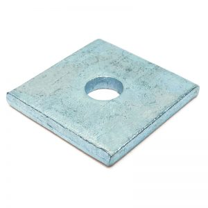 Square channel plate