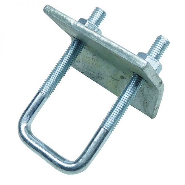 U-bolt beam clamp