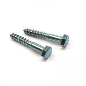 Stainless Steel Hexagon Coachscrews