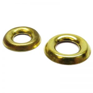 Brass Screw Cup Washers