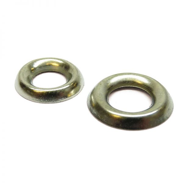 Nickel Plated Screw Washers