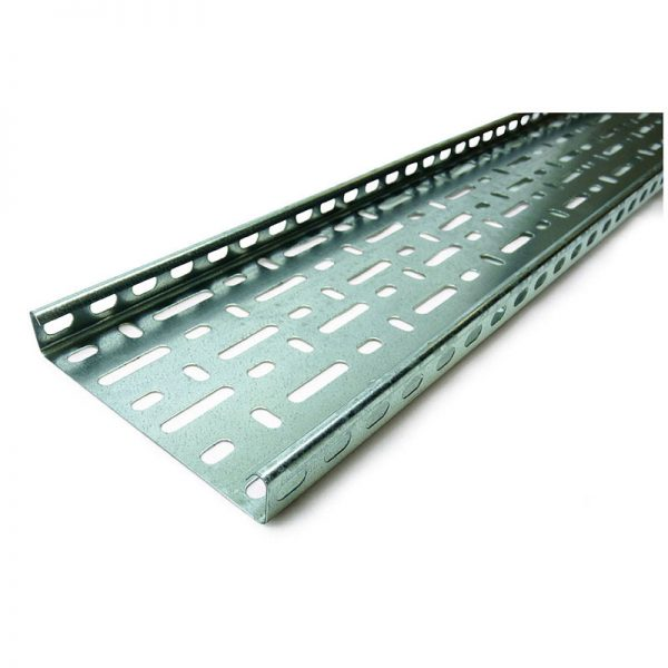 Pre-Galvanised Medium Cable Tray -