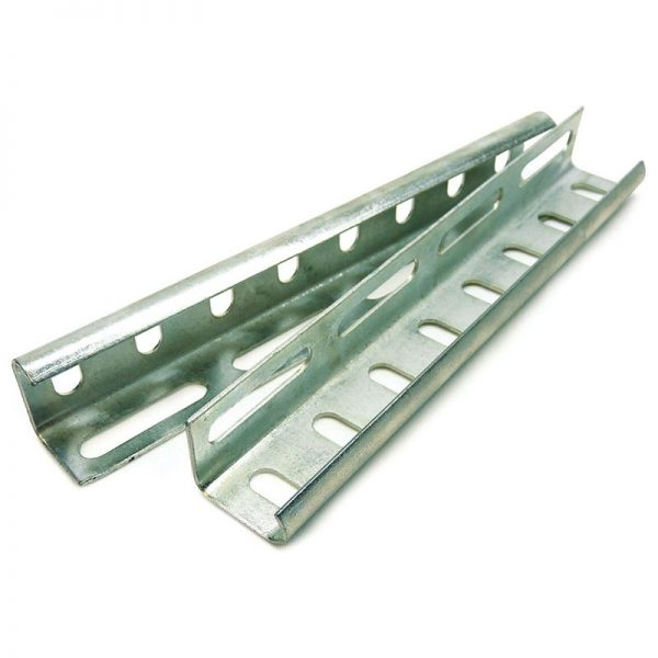 Medium Duty Cable Tray Couplers - Pre-Galvanised