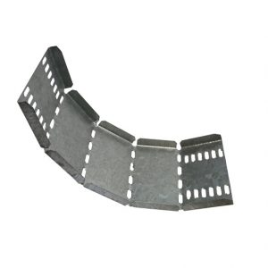 Medium Duty Cable Tray Flexible Risers Hot Dip Galvanised