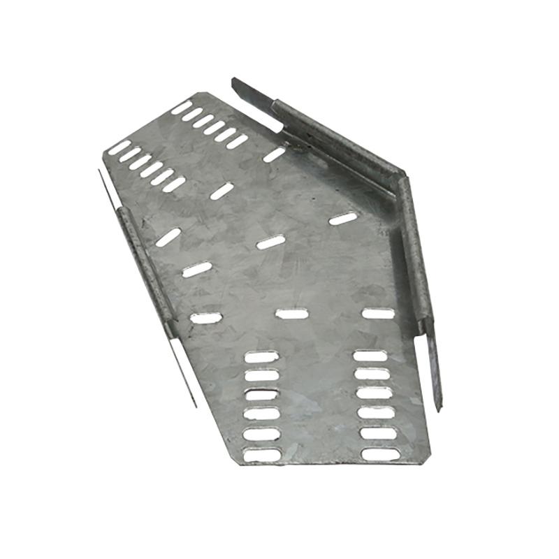 Medium Flat Bends 45° - Hot Dip Galvanised° - MIDFIX