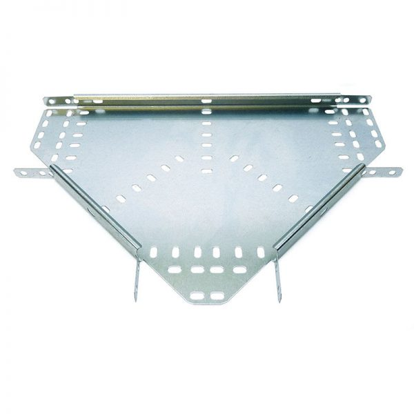 Medium Duty Cable Tray Equal Tees - Pre-Galvanised