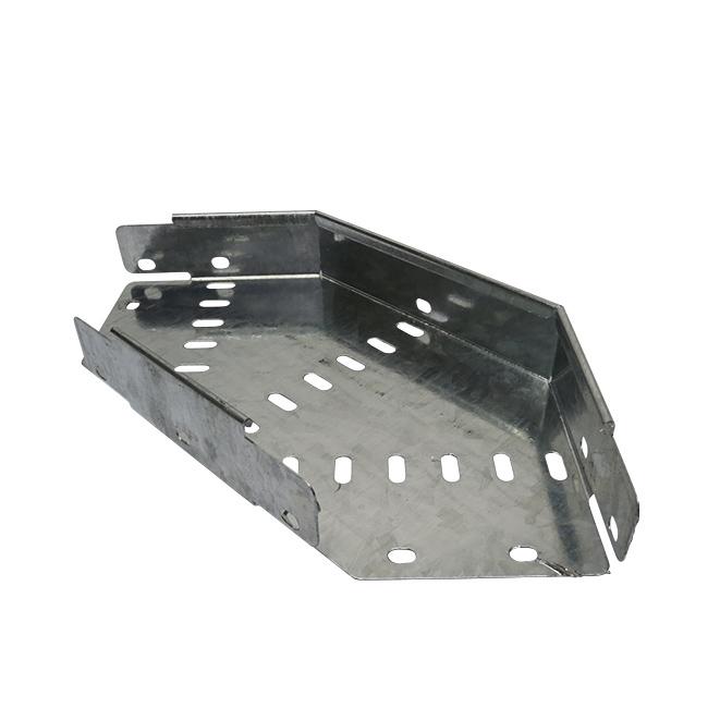Heavy Flat Bends 90° - Hot Dip Galvanised - MIDFIX