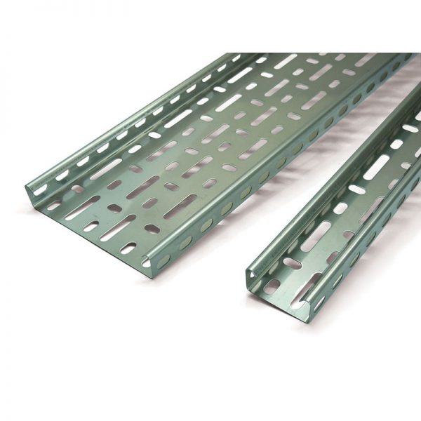 Marine grade Cable tray Lengths - Stainless Steel