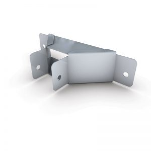 Flared Flanges cable trunking