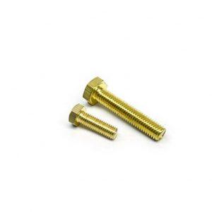 Brass Hexagon Set Screws