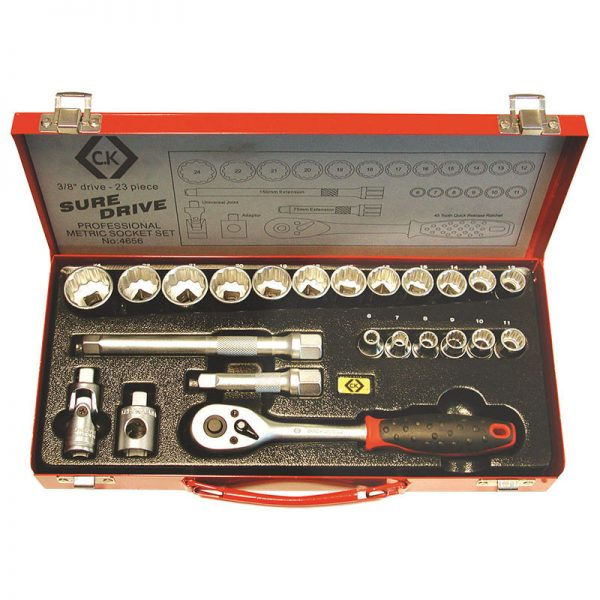 "3/8"" C.K Socket Set"