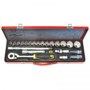 "1/2"" C.K Professional Socket Set"