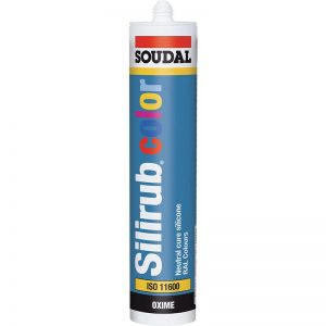 Silicone Sealants - Colour Range