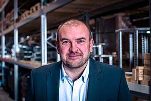 Portrait of Paul Brough