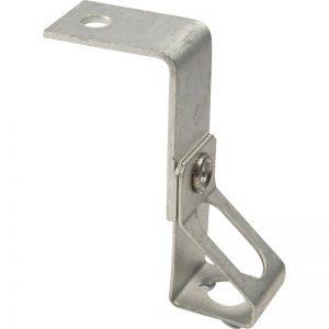 Angle Bracket Rod Clips