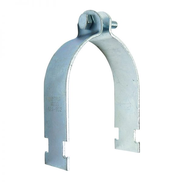 Channel Pipe Clamps 2 piece