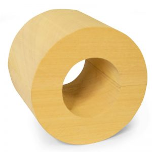 Hardwood Pipe Supports