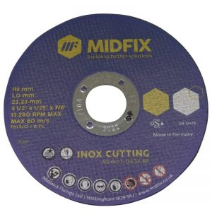 Metal Cutting Disc