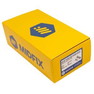 MIDFIX box of set screws