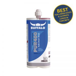 PUR400 - Buffalo Pure Epoxy Resin