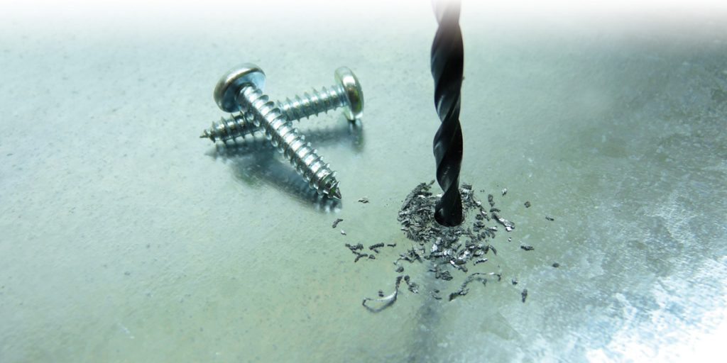 Stainless steel pozi pan self tapper screw