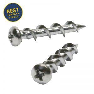 Wall screws