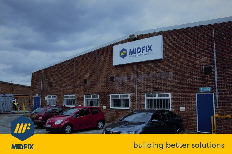 MIDFIX offices