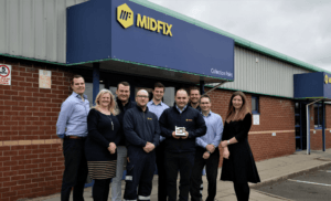 Best Supplier Award - MIDFIX