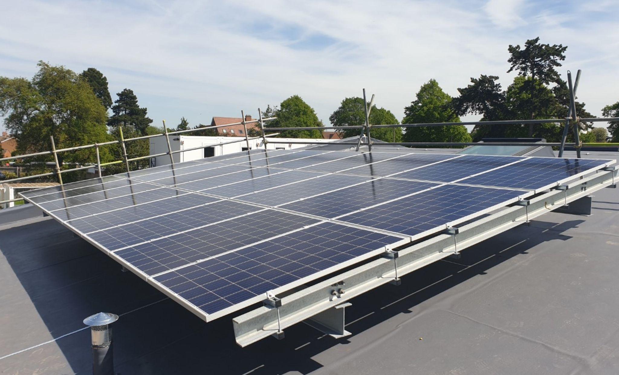 Solar Panels - MIDFIX