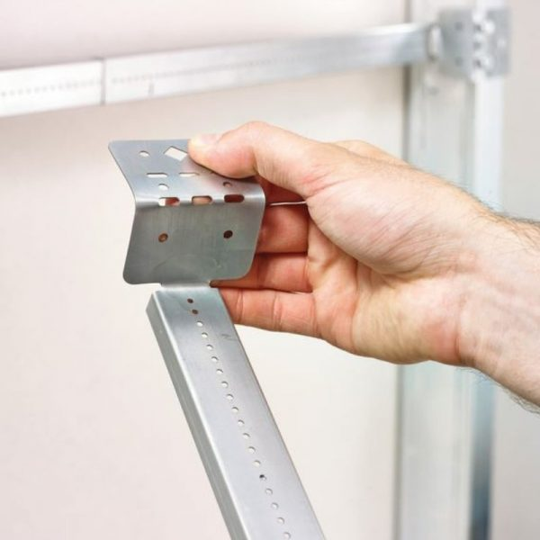 Britclips Rapid Sliding Wall Bracket - MIDFIX