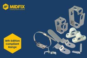 18th edition compliant range - MIDFIX