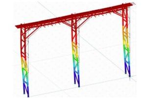 Pipe Bridge Model