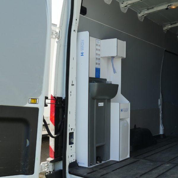 H45V hand wash unit - MIDFIX