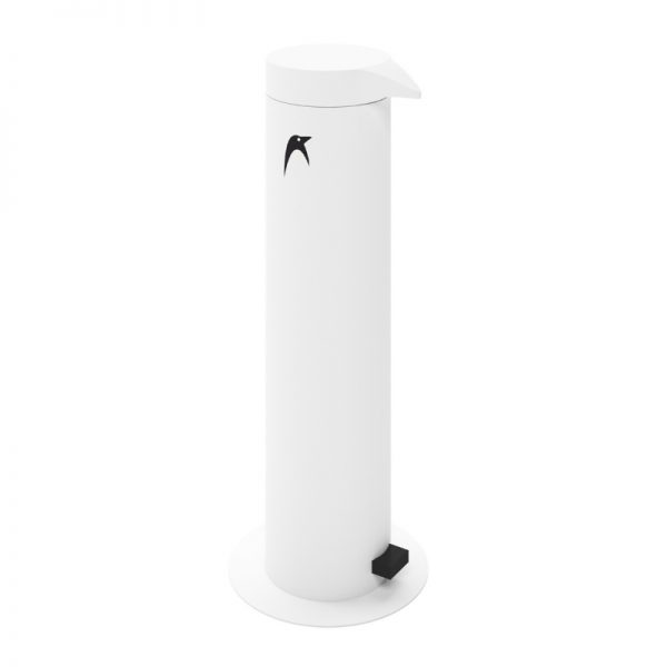 Post Dispenser unit - white 2626760MIDFIX