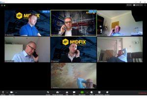 MIDFIX Team Meeting