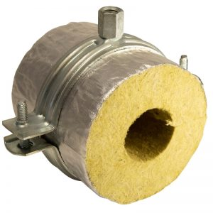 Rockwool Pipe Supports
