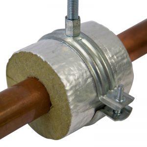 Rockwool block and clamp 11380151 MIDFIX