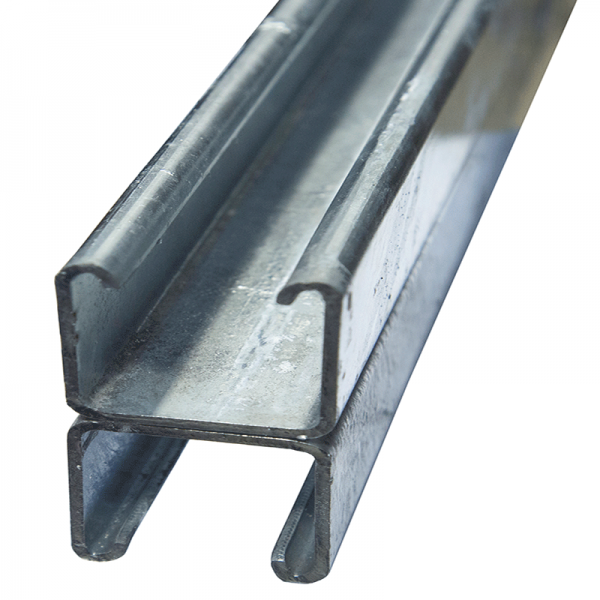 HB41 hot dip galvanised channel