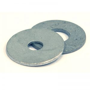 Galvanised Penny Washers