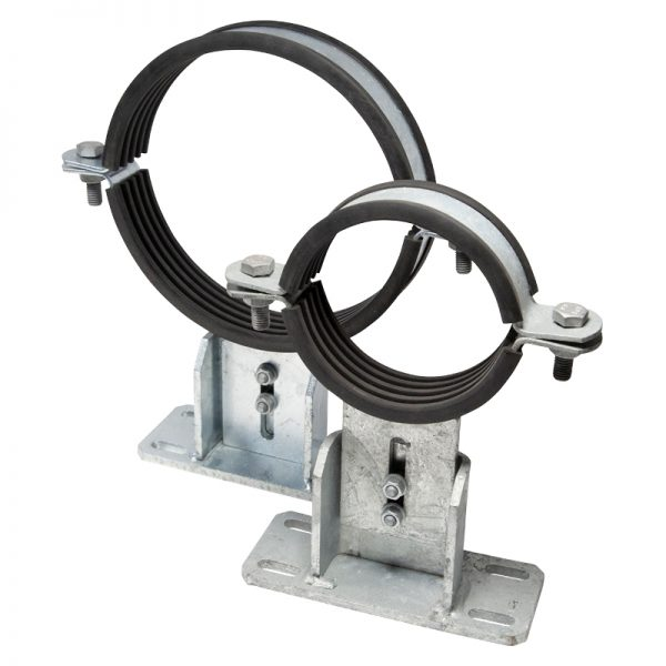 Height Adjustable Pipe Clamps