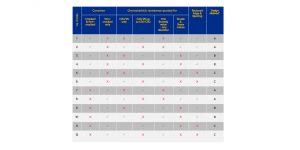 Table 1 Options for ETAs qualified according to ETAG 001.