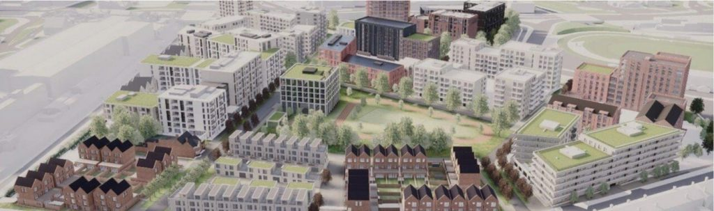 Perry Barr Residential Accommodation