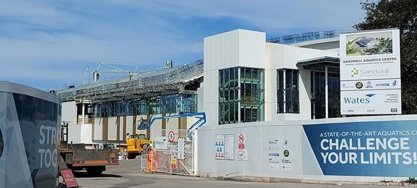 Sandwell Aquatics Centre