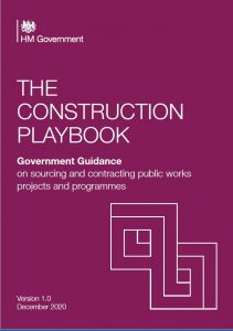 The Construction Playbook - Government Guidance