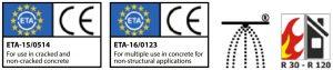 MCS HX ETA CE marking